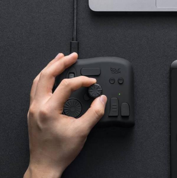 TourBox | 全新概念的創作軟體控制器