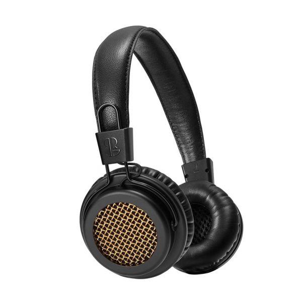 BLOC & ROC英國手工耳機_鍍金款(33折出清) 英國耳機,手工耳機,藍芽耳機,小眾耳機,國外品牌耳機,頭戴式耳機,耳罩式耳機