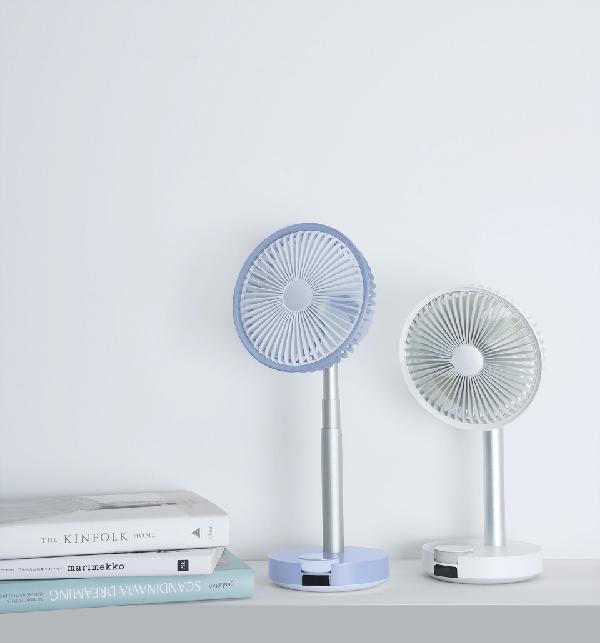 ( 瑕疵品出清 ) Bluefeel 無線立扇 風扇,立扇,韓國風扇,嘖嘖,bluefeel