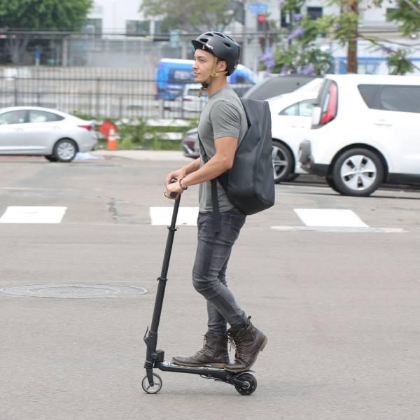MiniFalcon【單電池升級】 | 可折疊電動滑板車 電動滑板車,最小電動滑板車,折疊電動滑板車