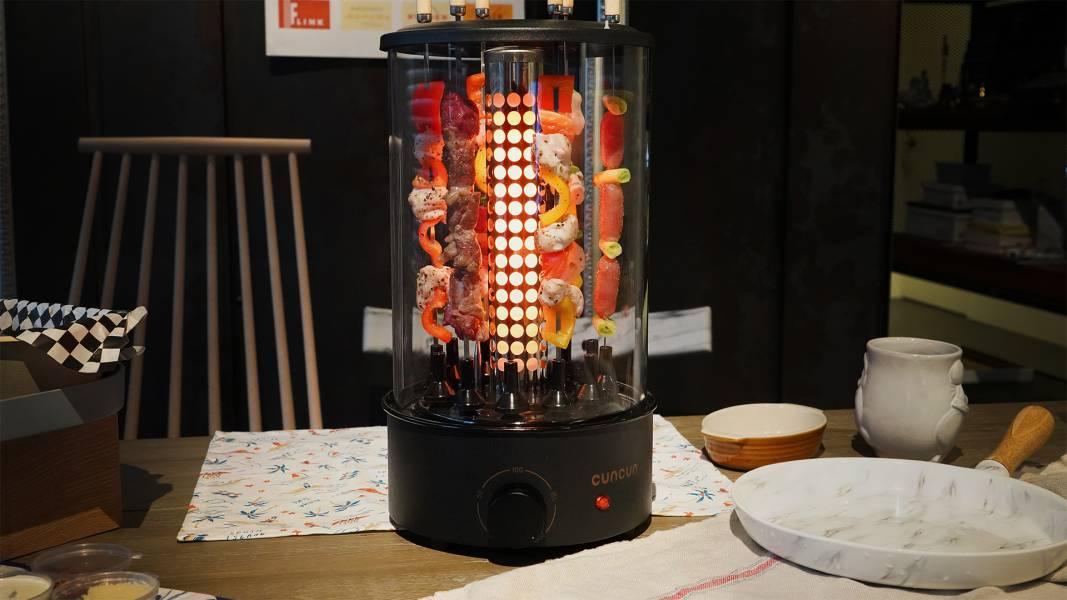 串串 全自動烤肉機