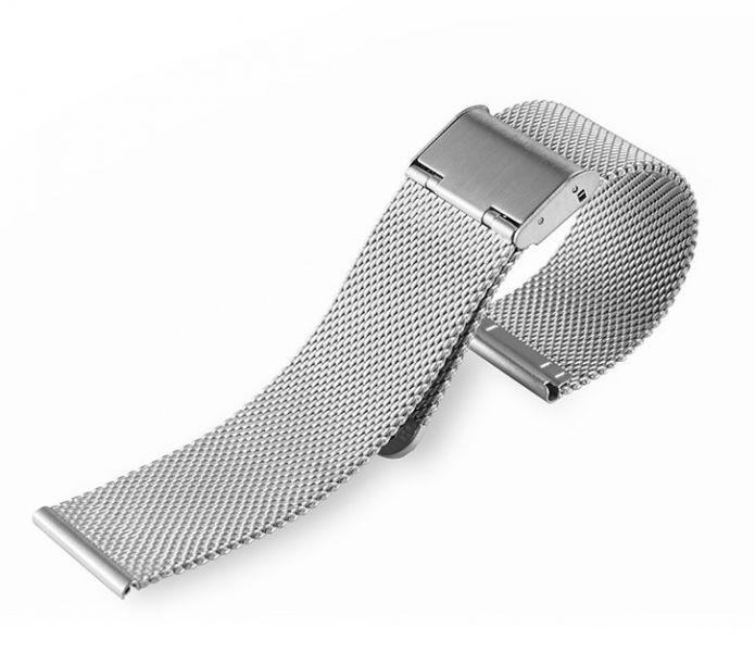 CIGA鋼色金屬錶帶
