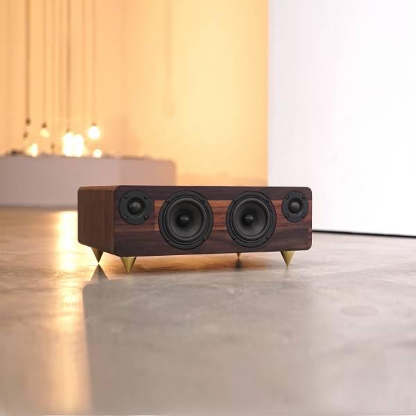 MIN660 實木藍芽音響 ( 愛莉莎莎愛用款優惠中 ) 實木音響,minfort,藍芽音響,木頭音響,柚木音響,手工音響,min660
